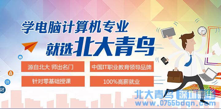 南湖北大青鸟:计算机网络应用培训怎么样