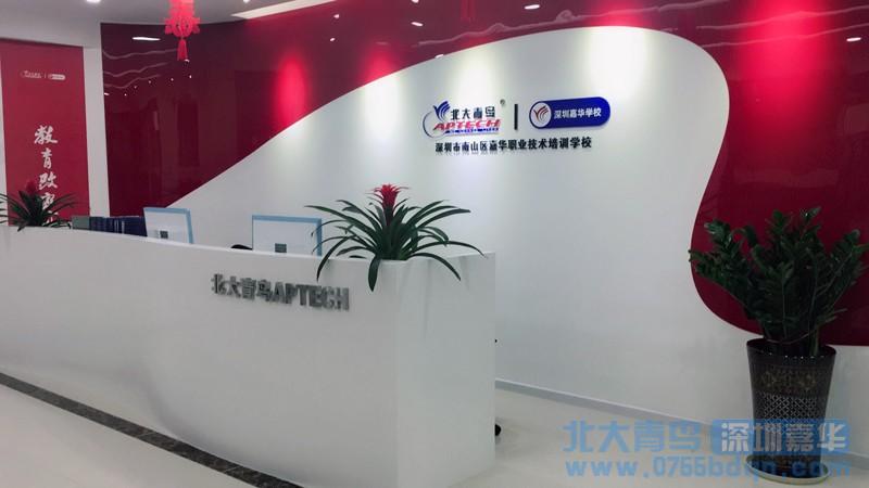 华富北大青鸟:计算机培训机构排名
