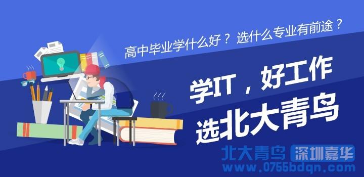 客村北大青鸟:IT职业学校怎么样?